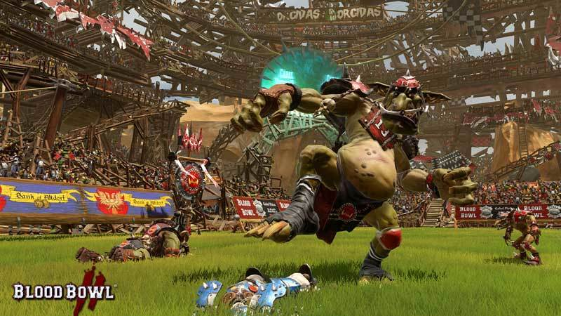 Picture of Blood Bowl 2