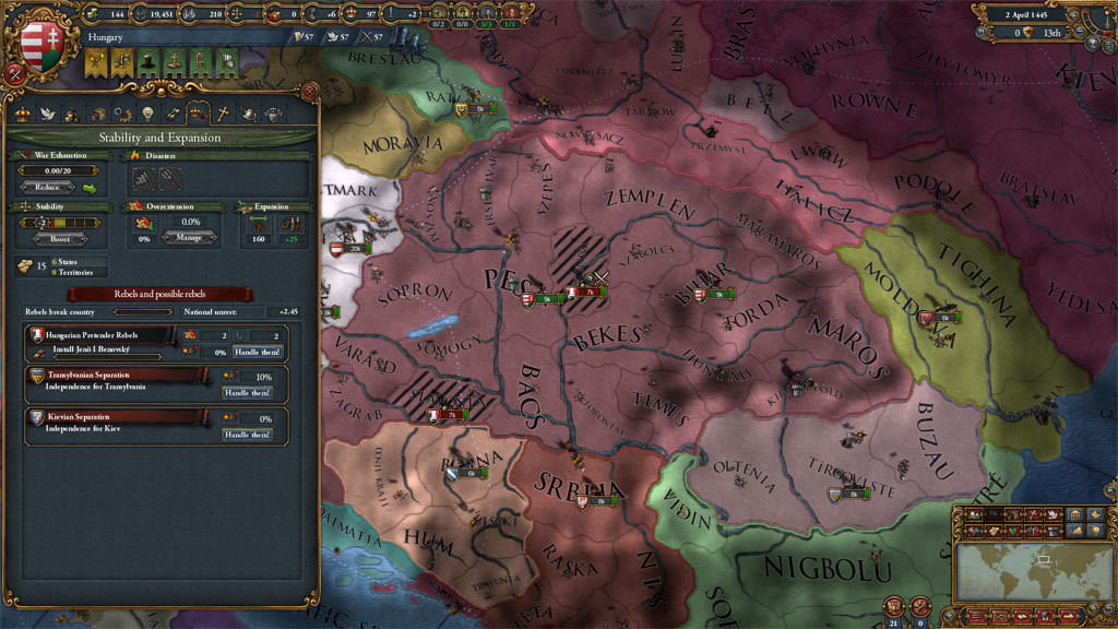 Picture of Europa Universalis IV Conquest Collection