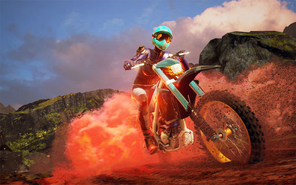 Picture of Moto Racer 4