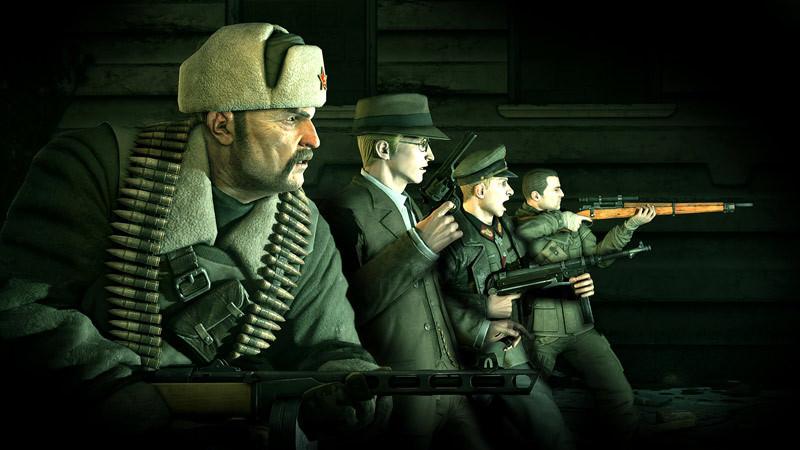Picture of Sniper Elite: Nazi Zombie Army