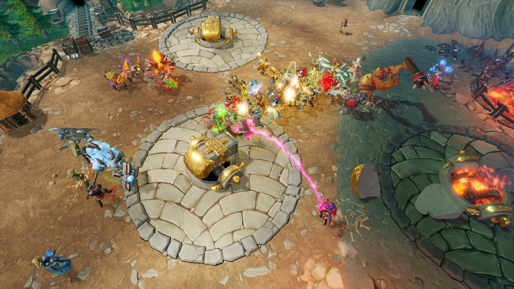 Picture of Dungeons 3