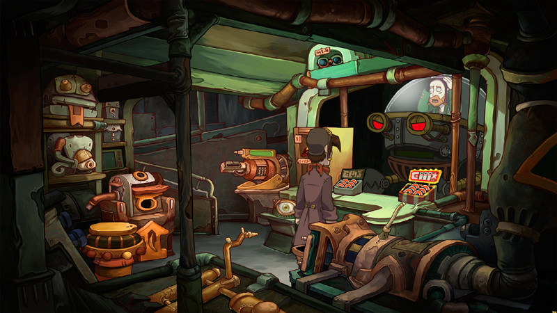 Picture of Chaos on Deponia