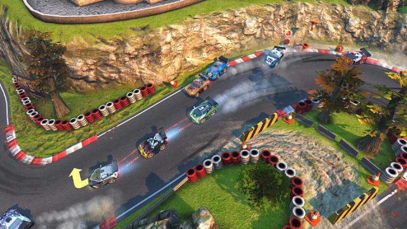 Picture of Bang Bang Racing