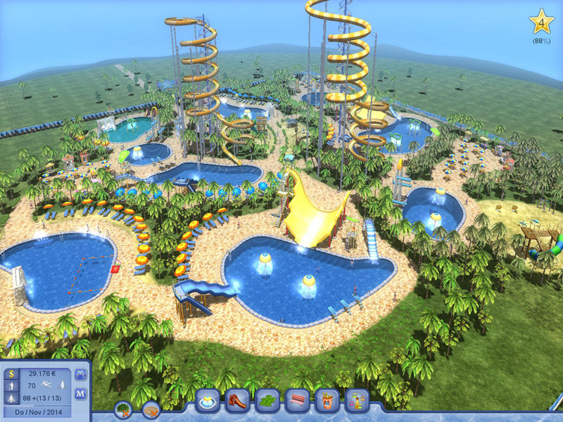 Picture of Waterpark Tycoon