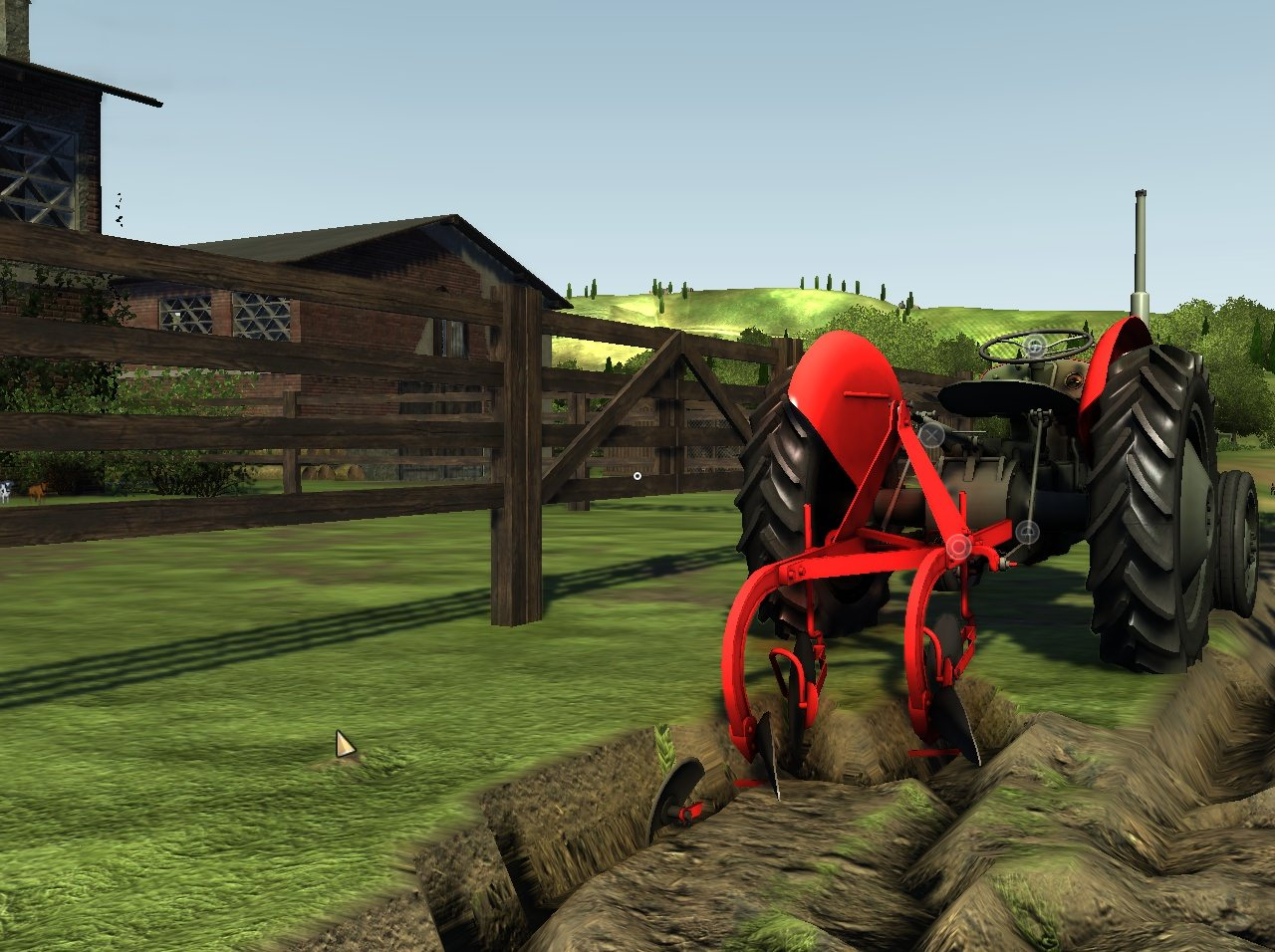 Picture of Agricultural Simulator Historical Farming