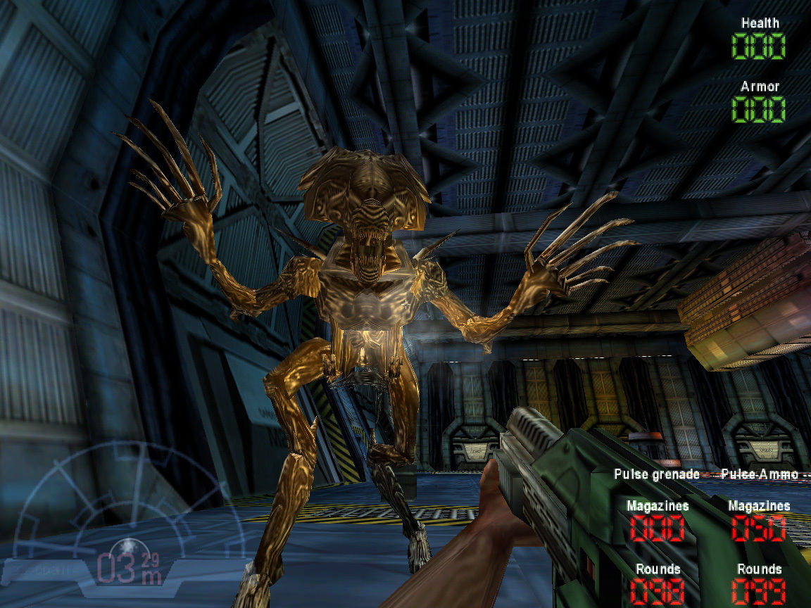 Picture of Aliens Vs Predator Classic 2000