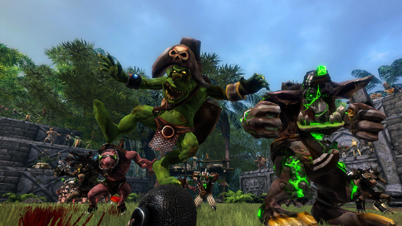 Picture of Blood Bowl - Chaos Edition