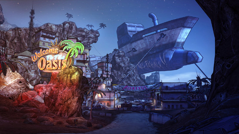 Picture of Borderlands 2: Captain Scarlett and her Pirate's Booty - DLC (Mac)