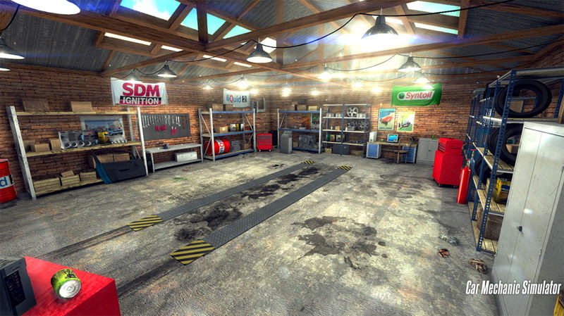 Picture of Car Mechanic Simulator 2014