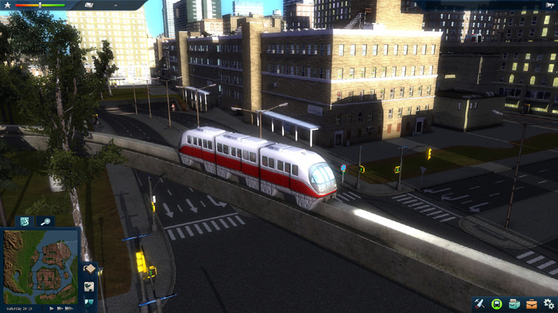 Picture of Cities in Motion 2: Marvellous Monorails - DLC