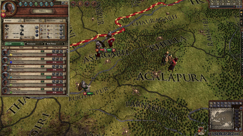 Picture of Crusader Kings II: Rajas of India