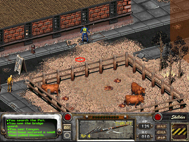 Picture of Fallout 2: A Post Nuclear Role Playing Game
