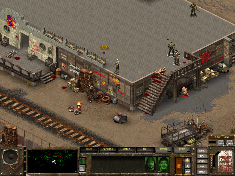 Picture of Fallout Tactics: Brotherhood of Steel