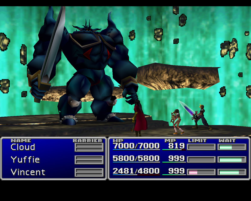 Picture of FINAL FANTASY VII