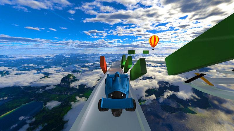 Picture of Jet Car Stunts