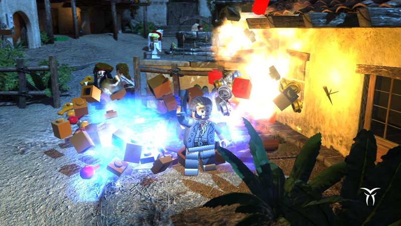 Picture of LEGO Pirates of the Caribbean