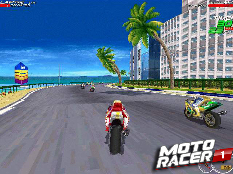 Picture of Moto Racer Collection
