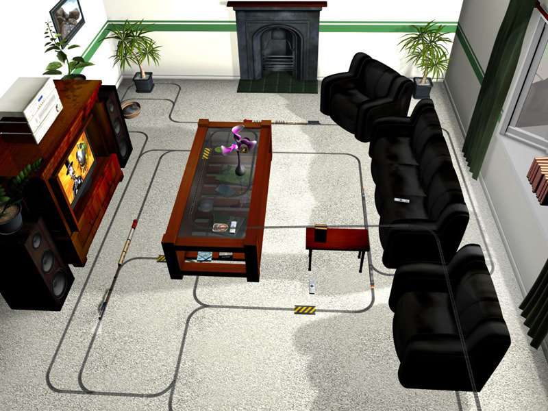Picture of My First Trainz Set