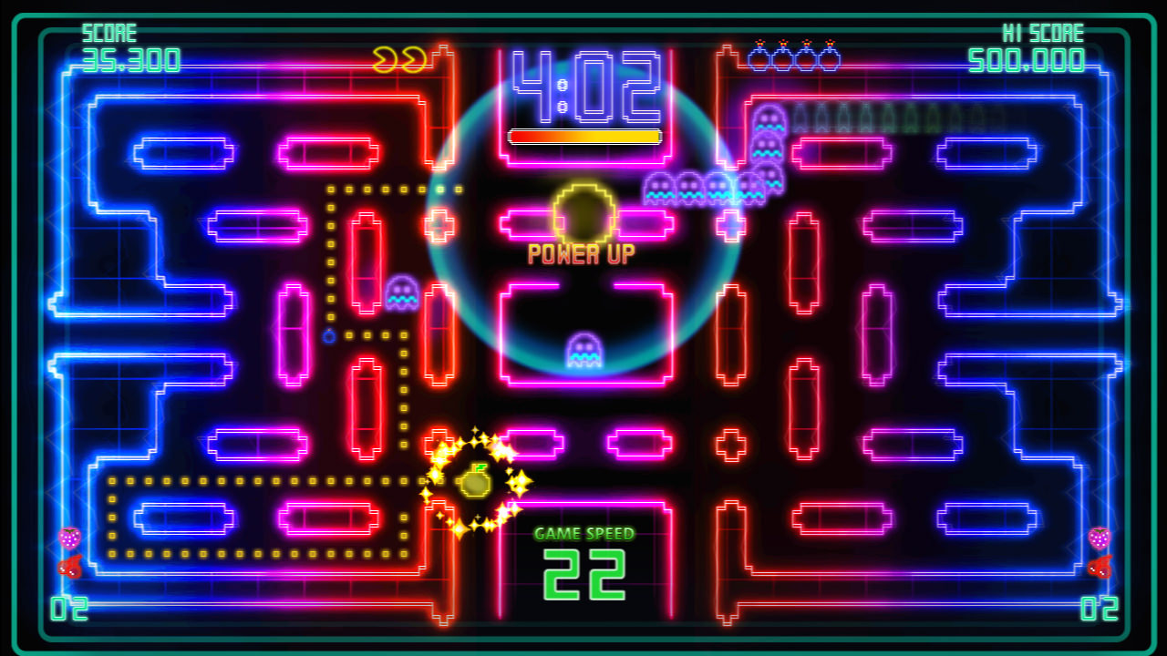 Picture of PAC-MAN Championship Edition DX+ All You Can Eat Edition