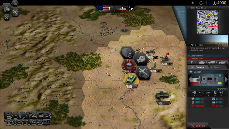 Picture of Panzer Tactics HD