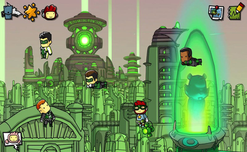 Picture of Scribblenauts Unmasked: A DC Comics Adventures