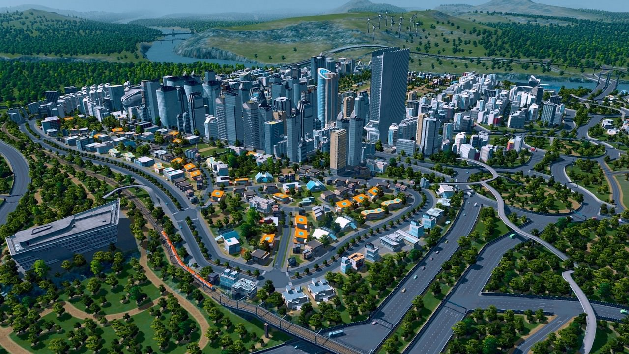 Picture of Cities: Skylines - Deluxe Edition