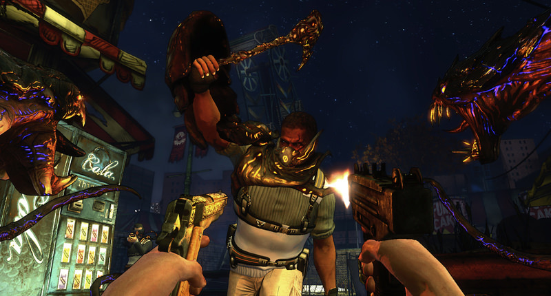 Picture of The Darkness II