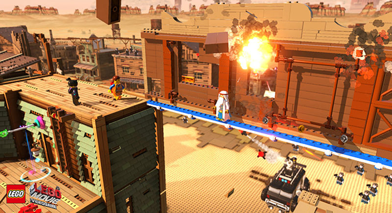 Picture of The LEGO® Movie - Videogame