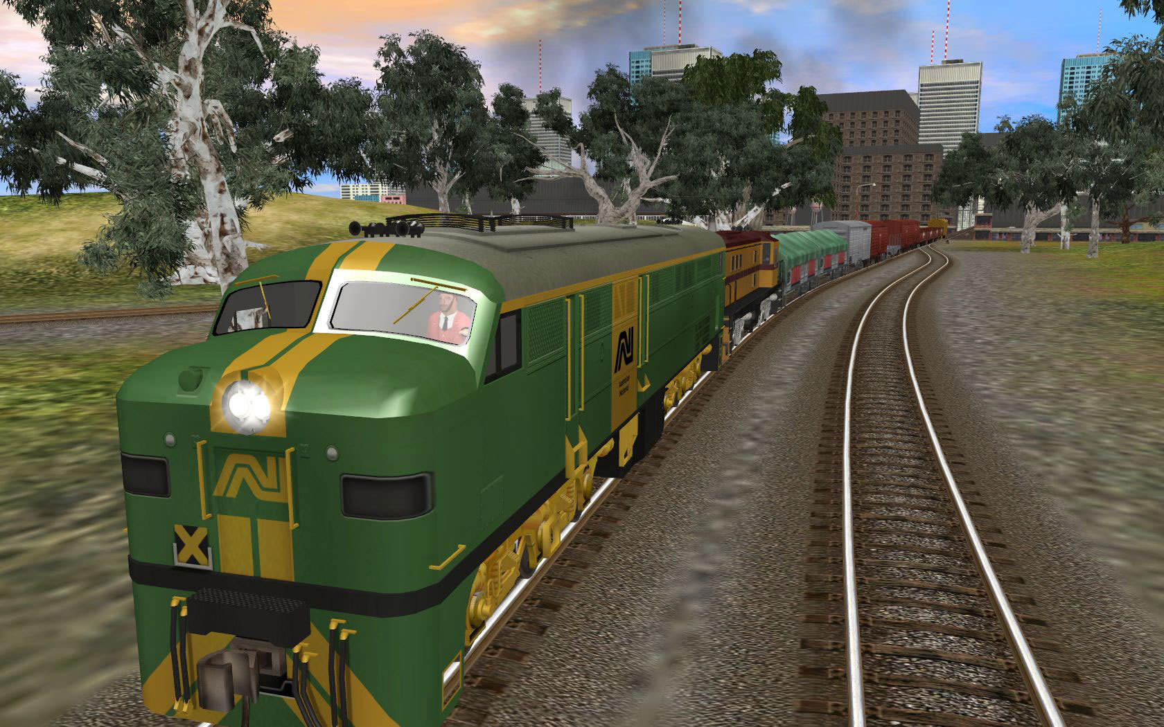 Picture of Trainz Simulator 2010 - Engineer's Edition