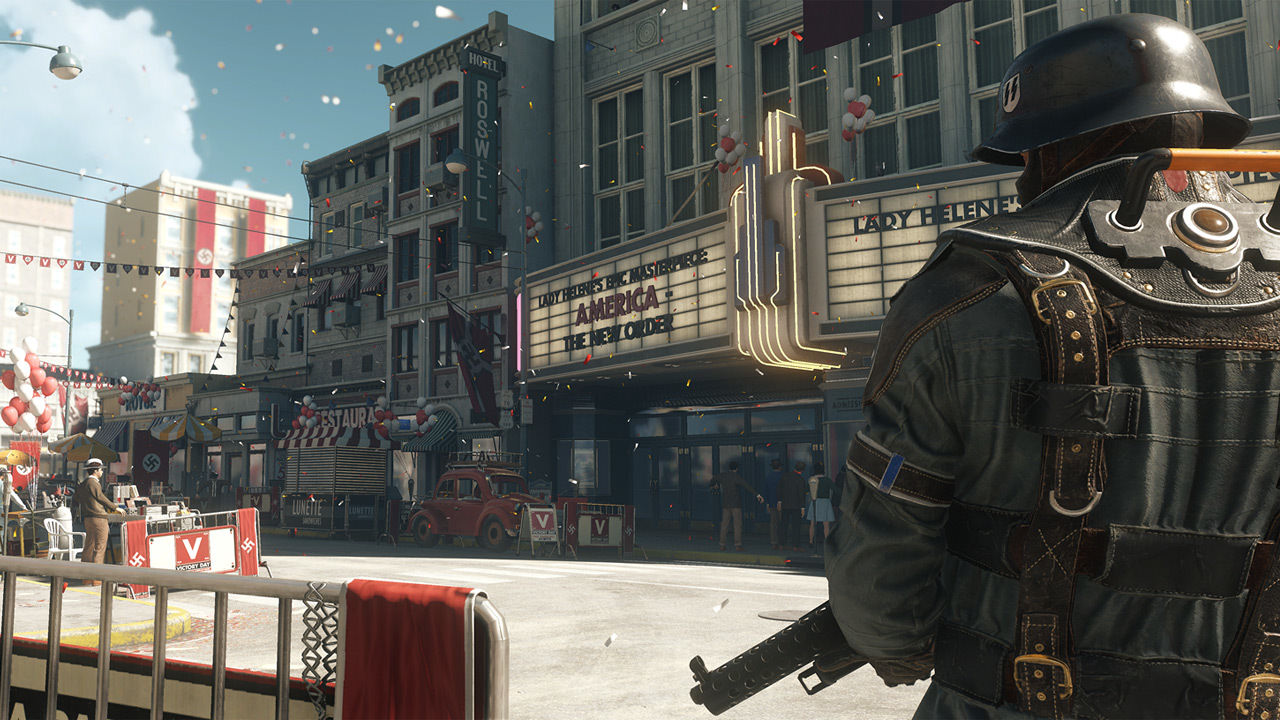 Picture of Wolfenstein II: The New Colossus