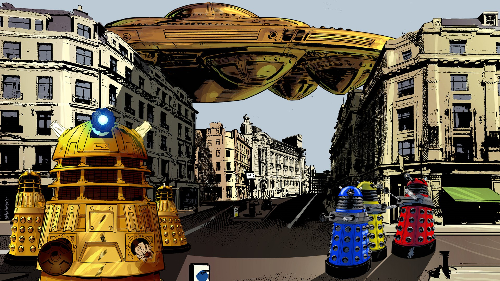 Picture of Doctor Who Infinity