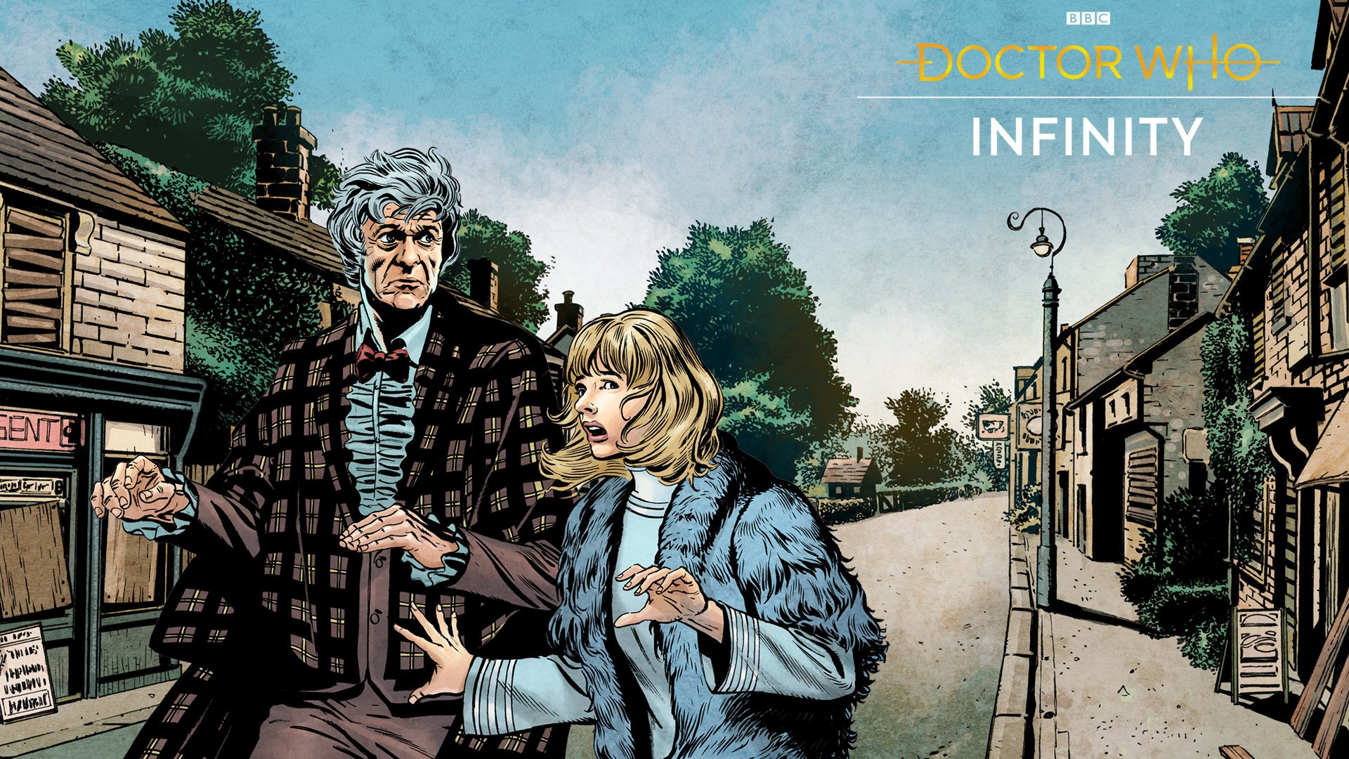 Picture of Doctor Who Infinity - 3 Stories
