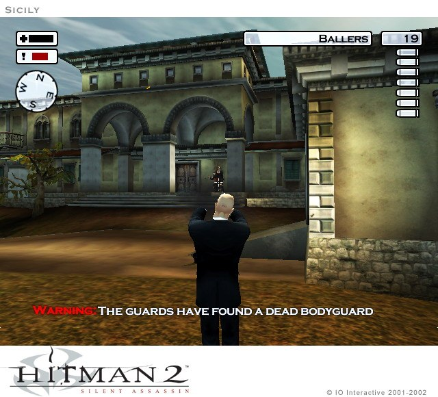 Picture of Hitman 2: Silent Assassin