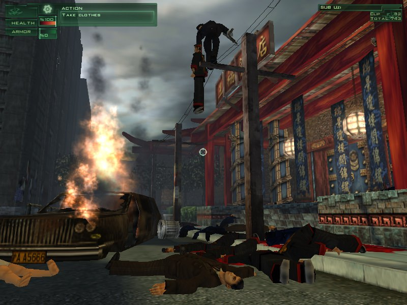 Picture of Hitman: Codename 47