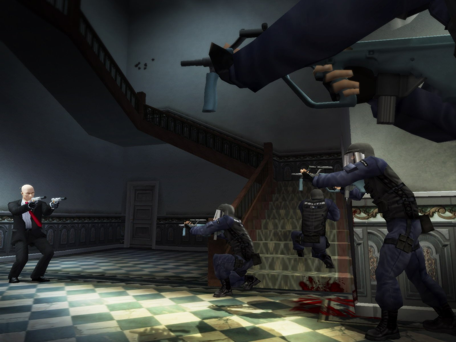 Picture of Hitman: Contracts