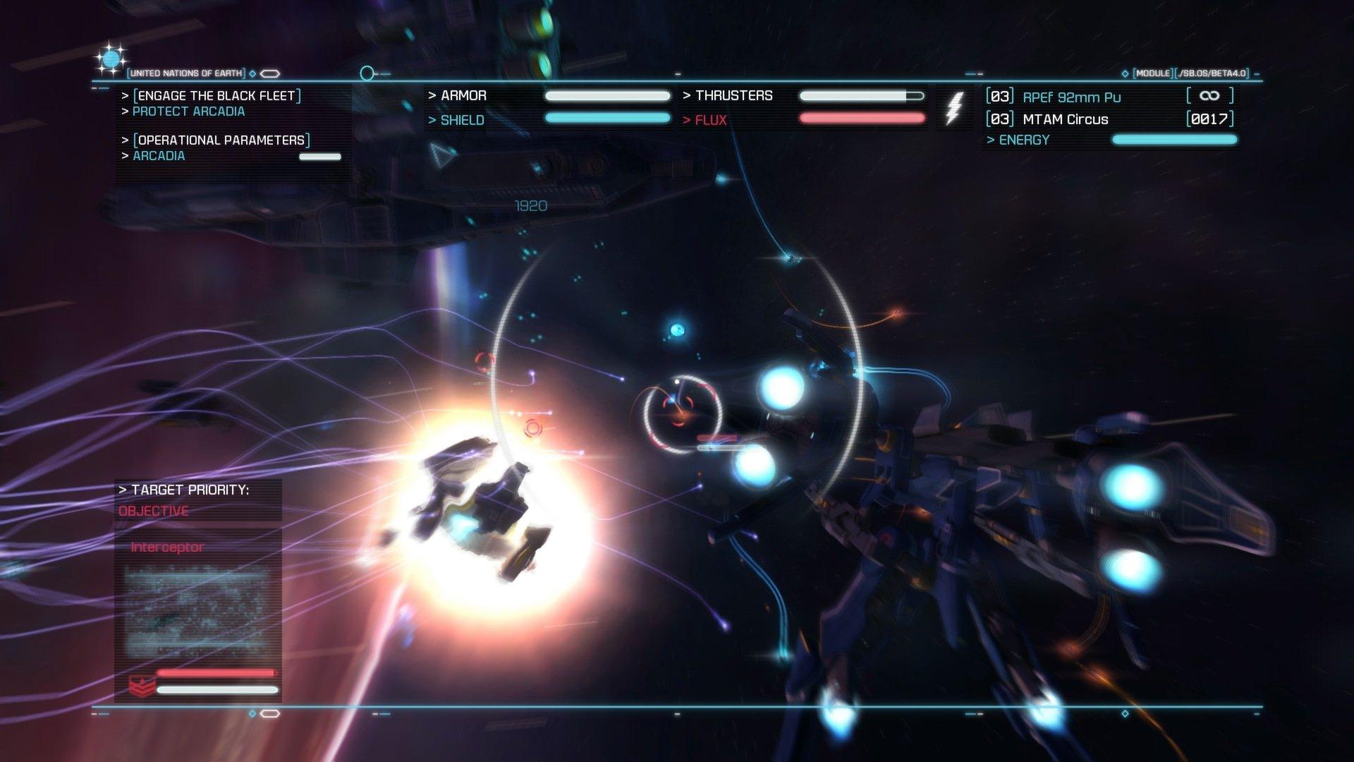 Picture of Strike Suit Zero: Director's Cut