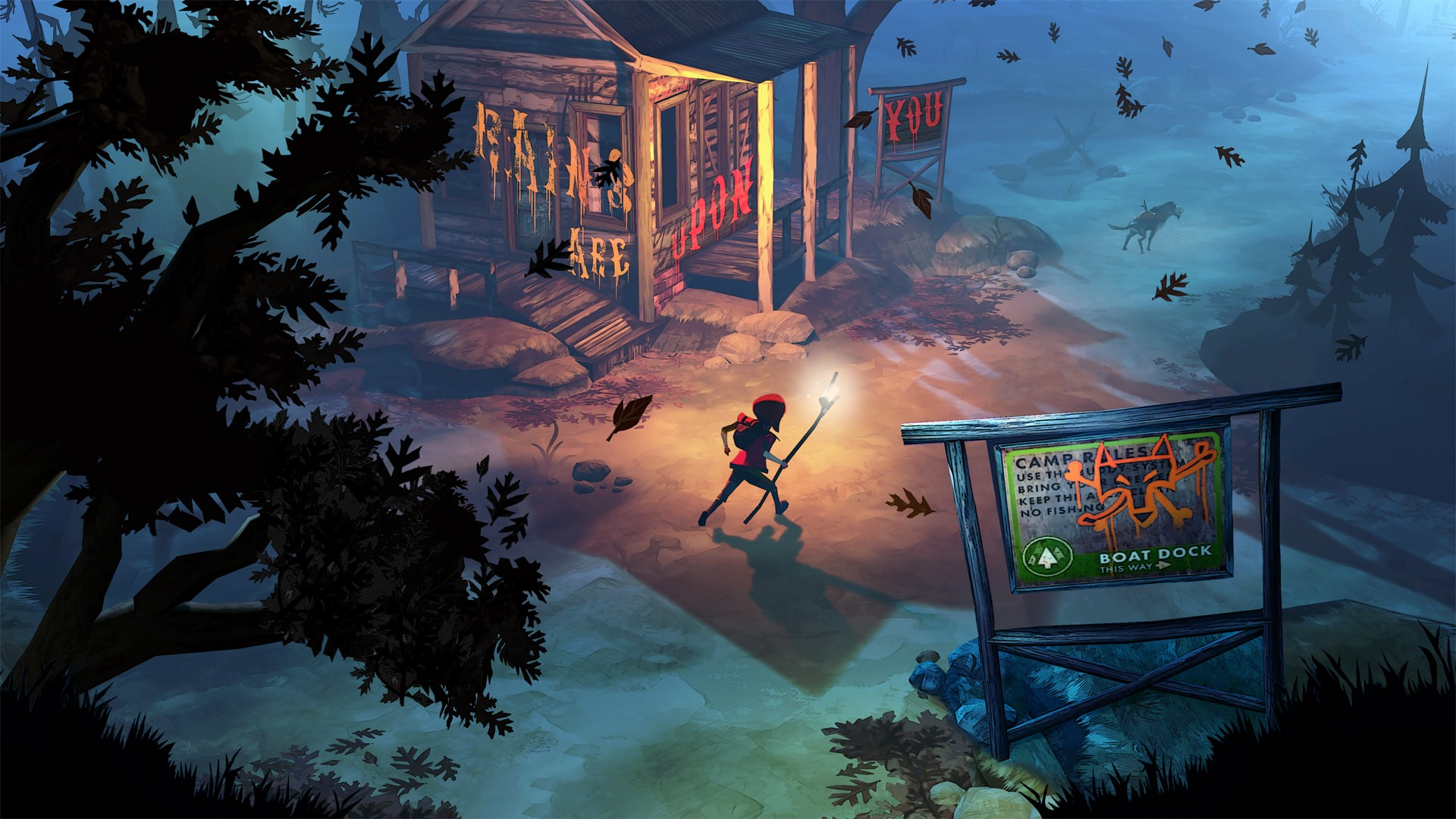 Picture of The Flame in the Flood