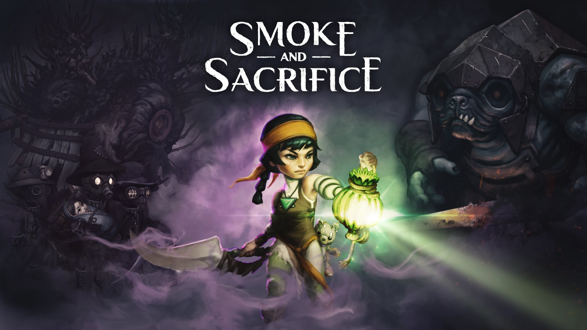 Picture of Smoke and Sacrifice