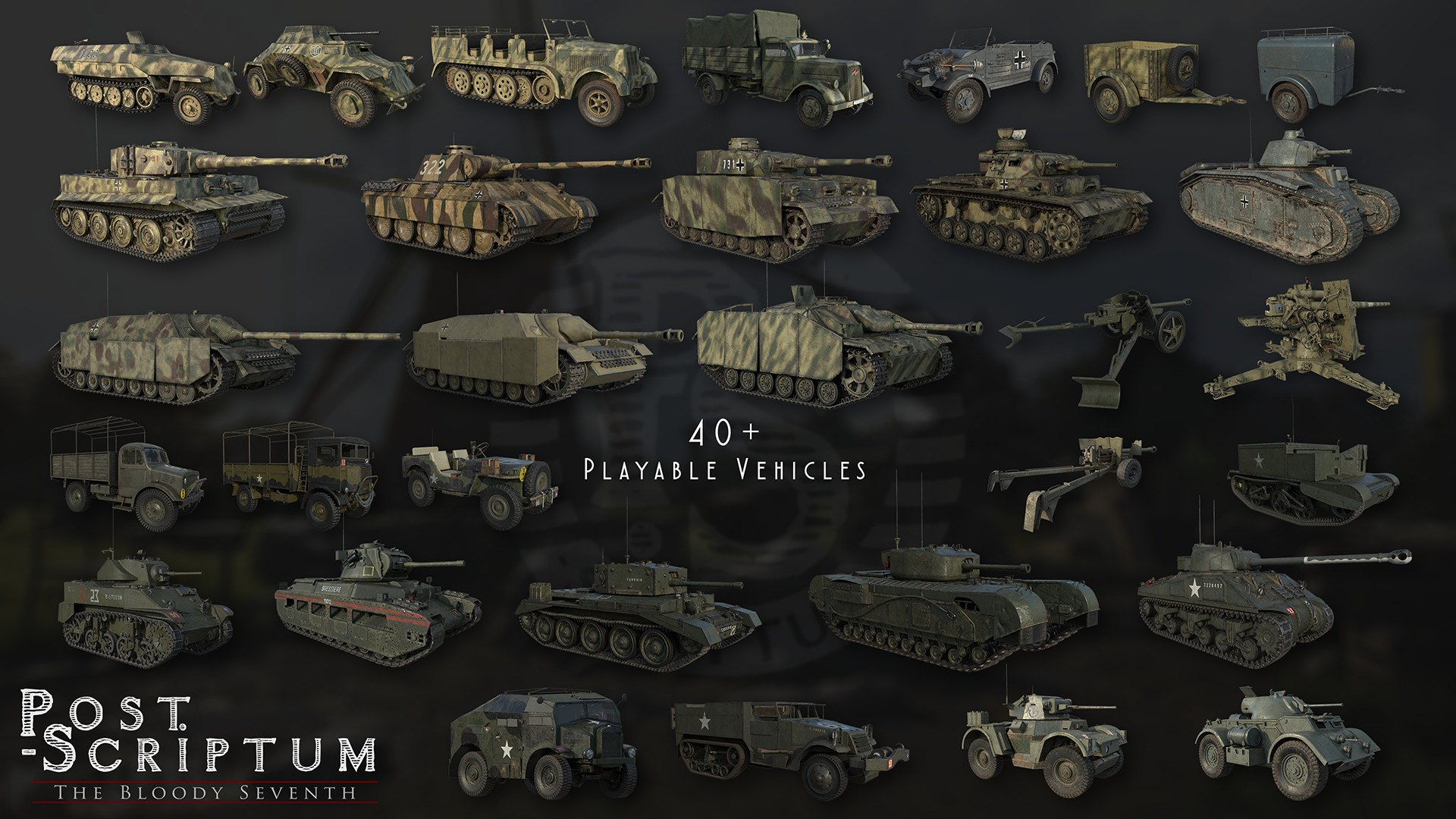 Picture of Post Scriptum: Supporter Edition