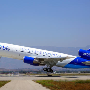 Orbis Md 10 Flying Eye Hospital Credit Richard Jorgenson