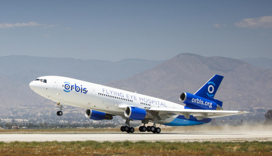 Orbis Md 10 Take Off