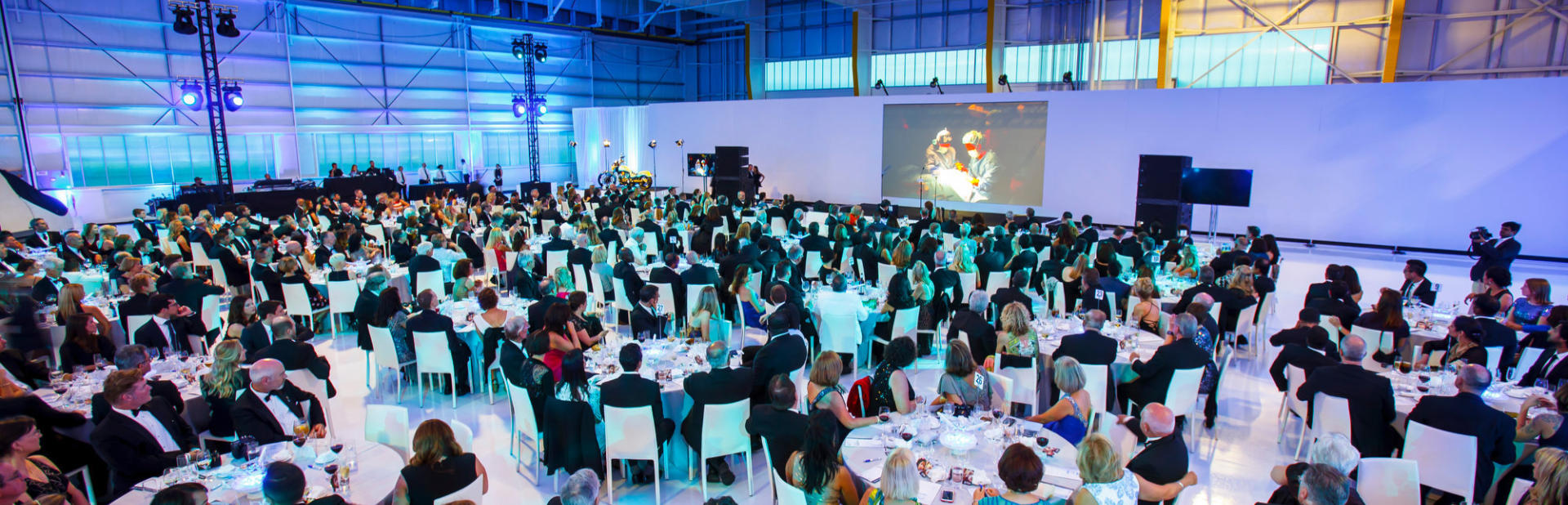 Orbis international gala 2018.