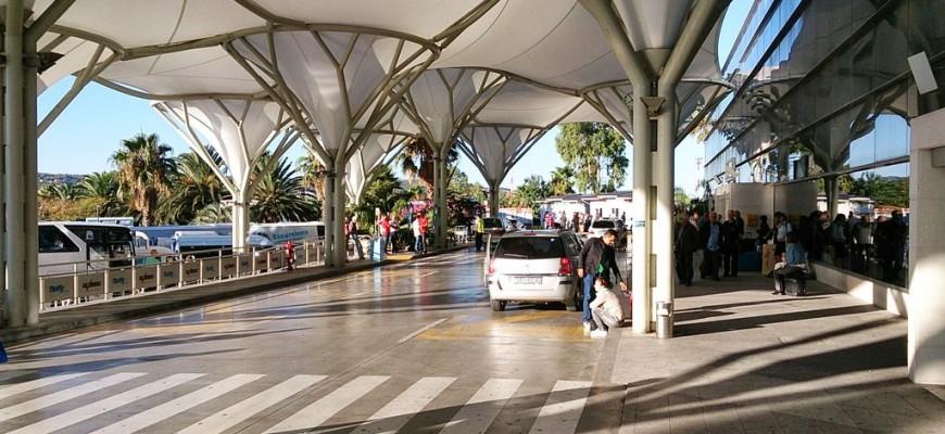 Split Flughafen Ankunft