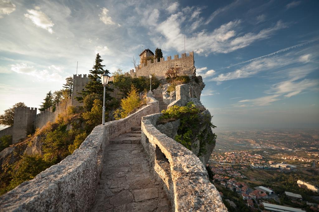 Tickets Deutschland San Marino