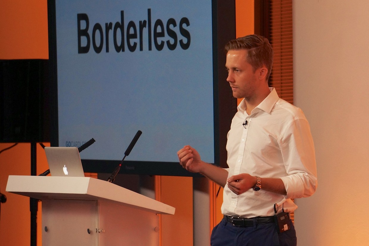 Tom Blomfield at Wired Money
