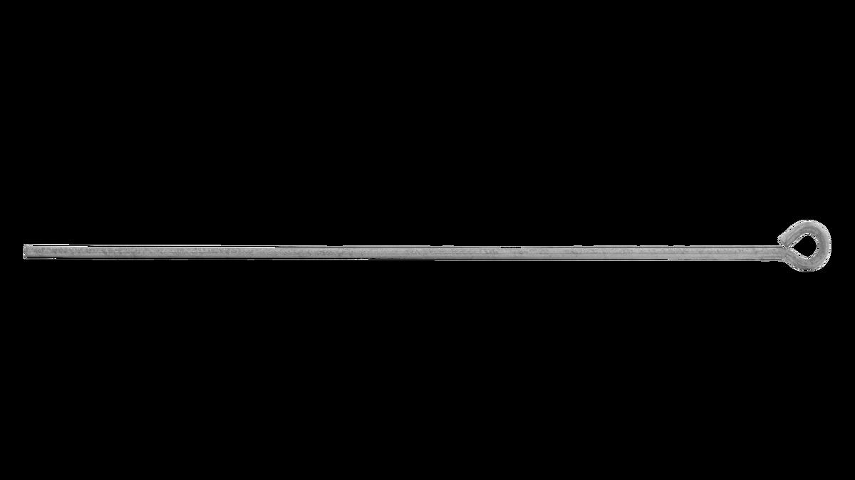 Varilla cuelgue lisa con argolla