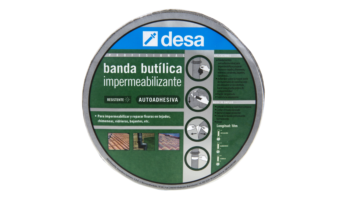Banda butílica