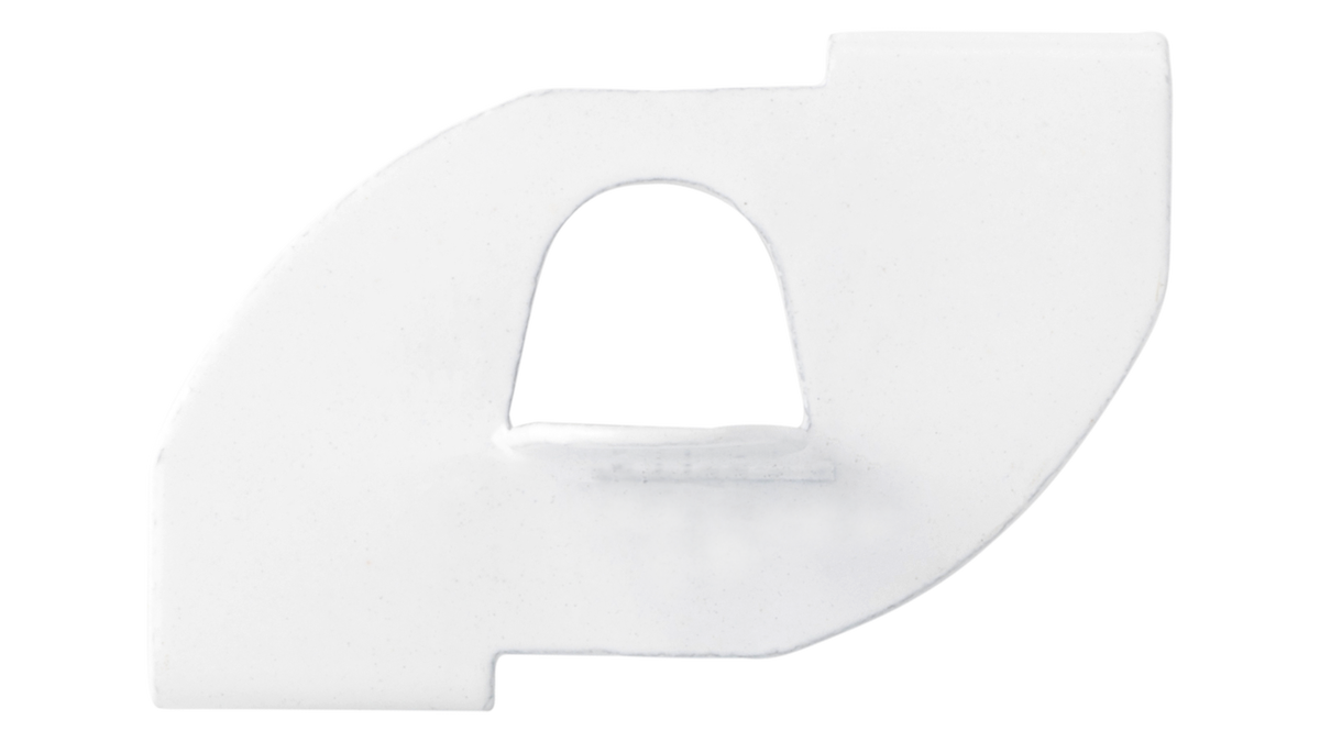 Clip Techo registrable para Carteleria