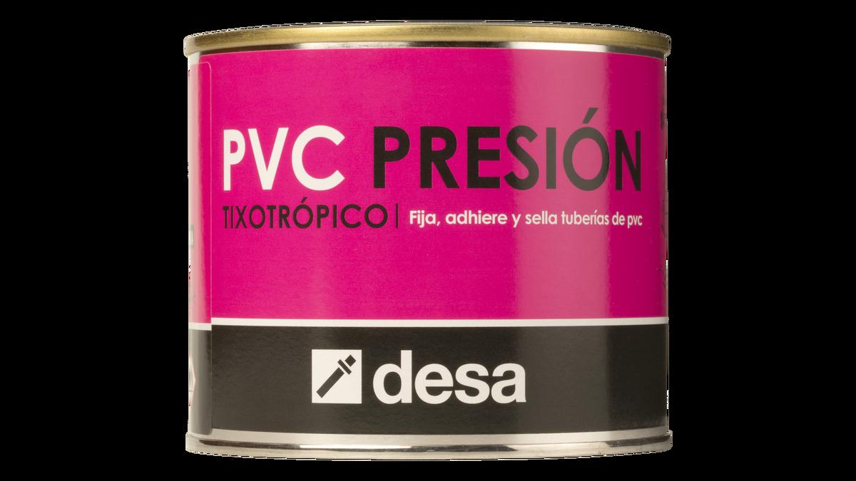 PVC presión válvula