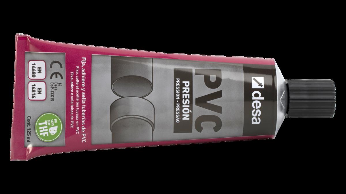 PVC presión tubo